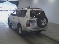 Toyota Land Cruiser Prado. RZJ95W