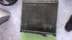 Радиатор охлаждения двигателя. Chevrolet Tracker Двигатель H25A