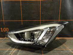 Фара. Hyundai Santa Fe, DM Двигатели: G4KE, D4HB