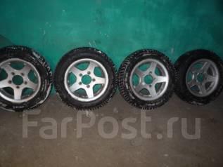 Продаю колеса на ниву. x15