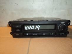 Блок управления климат-контролем. Nissan Primera Camino, WHP11, P11, WHNP11, HP11, HNP11, WP11, WQP11, QP11 Nissan Bluebird, EU14, HU14, HNU14, ENU14...