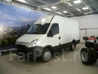 Iveco Daily. Новый фургон 35S15V с кондиционером, 3 000 куб. см., 2 000 кг.