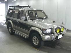 Mitsubishi Pajero. V46WG, 2 8