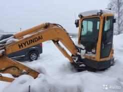 Hyundai R35Z-9. Hyundai Robex r35z-9, 1 800 куб. см., 0,11куб. м.