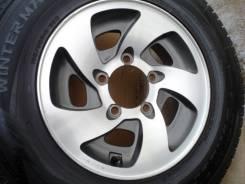 Suzuki. 5.5x15, 5x139.70, ET25, ЦО 108,1мм.