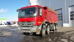 Mercedes-Benz Actros. Самосвалы 4141K, 2012 г., 11 946 куб. см., 30 000 кг.