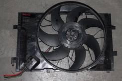 Вентилятор охлаждения радиатора. Mercedes-Benz W203 Mercedes-Benz CLK-Class Mercedes-Benz C-Class, W203