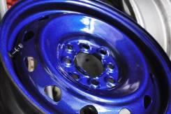 Steel Wheels. 5.0x14, 4x100.00, 4x114.30, ET38, ЦО 69,1мм.