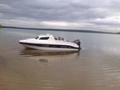 Нептун. Год: 2010 год, длина 5,20м., двигатель подвесной, 85,00л.с., бензин