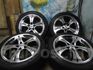Продам Модную Стильную Полировку S-HOLD+Лето Жир215/45R17Toyota, Subaru. 7.0x17 5x100.00 ET48