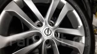 Колеса шины диски. 7.0x17 5x114.30 ET47 ЦО 60,5мм.
