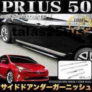 Накладка на дверь. Toyota Prius, ZVW50, ZVW55, ZVW50L, ZVW51