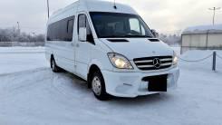 Mercedes-Benz Sprinter 515 CDI. Mercedes Sprinter, 2 200 куб. см., 19 мест