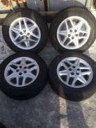 Toyota. 6.0x15, 3x98.00, 5x100.00, ET45