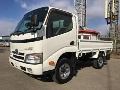 """Toyota Toyoace. Грузовой-бортовой , 4WD, кат. """"B"""", 2 000 куб. см., 1 500 кг."""