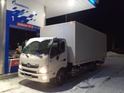 Hino 300. 2013 г. в. Изотермический Фургон, 4 000 куб. см., 5 000 кг.