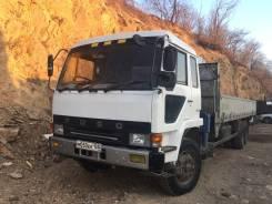 Mitsubishi Fuso. Продам грузовик 10т, Tadano503, 8,6 м, 4 Вд, 17 000 куб. см., 10 000 кг.