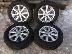 Bridgestone. 5.5x14, 4x100.00, ET38, ЦО 73,0мм.