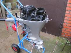 Honda. 20,00л.с., 4х тактный, бензин, нога S (381 мм), Год: 2012 год