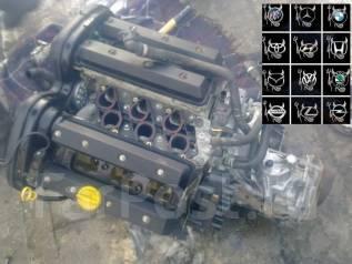 Двигатель в сборе. Opel Vectra, C Двигатель Z32SE