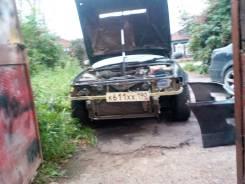 Радиатор охлаждения двигателя. Toyota Supra