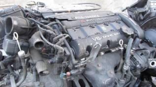 Двигатель в сборе. Mitsubishi Diamante Двигатель 6G73. Под заказ