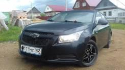 Chevrolet Cruze. механика, передний, 1.6 (81 л.с.), бензин, 108 000 тыс. км