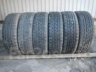 Продам грузовые колеса Dunlop SP LT21 205/60R17.5 LT. x17.5 x197.00х5 ЦО 142,1мм.