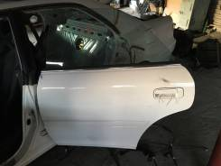 Дверь боковая. Toyota Chaser, GX100, JZX101, JZX100, JZX105