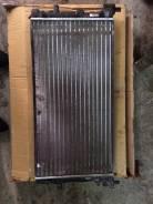 Радиатор охлаждения двигателя. Volkswagen Polo, 6R1