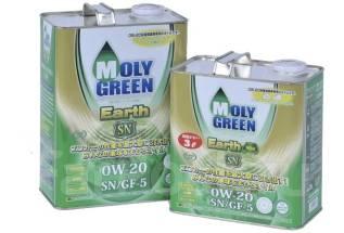 Moly Green. Вязкость 0w20