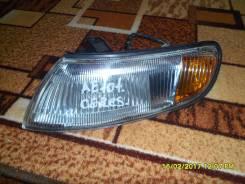 Габаритный огонь. Toyota Corolla Ceres, AE101