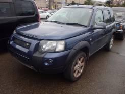 Капот. Land Rover Freelander