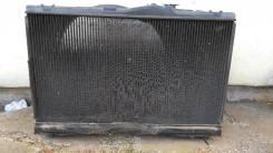 Радиатор охлаждения двигателя. Toyota Cresta, GX90 Toyota Chaser, GX90