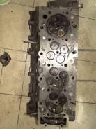 Головка блока цилиндров. Isuzu Elf Двигатель 4HL1