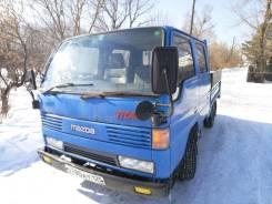 Mazda Titan. Продам бортовой двухкабинный грузовик 1992, 3 000 куб. см., 1 500 кг.