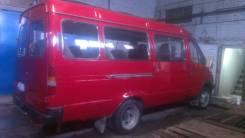 ГАЗ 3221. , 2 400 куб. см., 9 мест