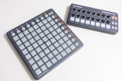 Novation Launchpad S и Launch Control