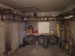 Гаражи капитальные. улица Жигура 40б, р-н Третья рабочая, 22кв.м., электричество, подвал. Вид изнутри