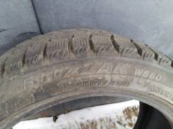 Bridgestone Blizzak WS-60. Зимние, 2009 год, износ: 20%, 4 шт