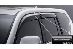 Дефлекторы окон (ветровики) Toyota 08611-60200
