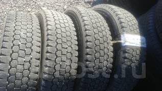 Bridgestone Blizzak W965. Зимние, без шипов, 2006 год, износ: 10%, 4 шт