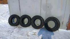 Dunlop Grandtrek. Зимние, без шипов, 2003 год, износ: 5%, 4 шт