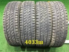 Bridgestone Blizzak VL1. Зимние, без шипов, 2013 год, износ: 20%, 4 шт