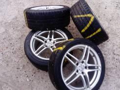 Bridgestone Potenza S001. Летние, 2012 год, износ: 20%, 4 шт. Под заказ