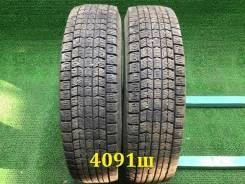 Dunlop Grandtrek SJ7. Зимние, без шипов, 2012 год, износ: 10%, 2 шт