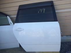 Дверь боковая. Toyota Ipsum, ACM21, ACM26W, ACM26, ACM21W Двигатель 2AZFE