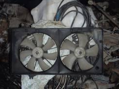 Вентилятор охлаждения радиатора. Mazda Mazda6, GH Двигатель LFDE