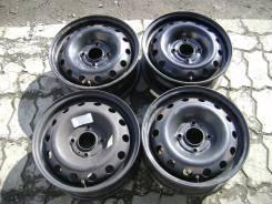 Peugeot. 5.5x14, 4x108.00, ET34, ЦО 65,0мм.