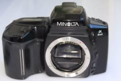Фотоаппарат Minolta alpha 5xi. 20 и более Мп, зум: без зума